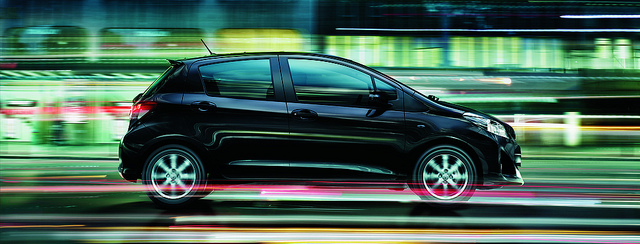 Toyota Yaris - Hybrid Right For You