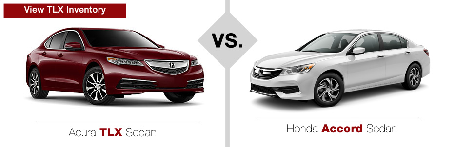 Acura Vs Honda Comparison Muller S Woodfield Acura