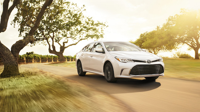 2016 Toyota Avalon Available In Chehalis