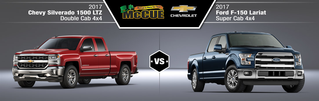 Chevy Silverado Vs Ford F In St Charles IL Don - Chevrolet ford