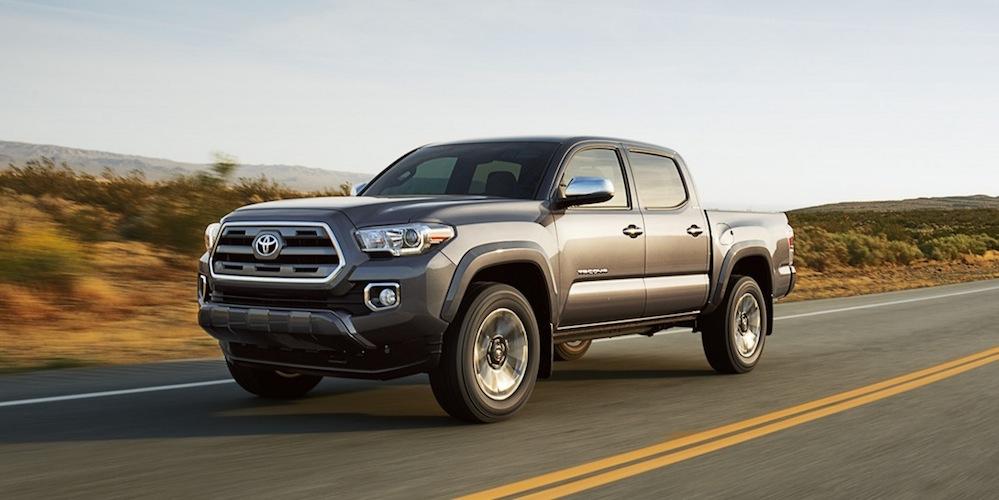 NJ 2017 Toyota Tacoma dealership