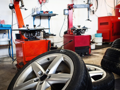 We Have a Great Selection of New Tires!