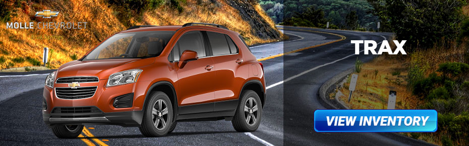 Click to see Chevrolet Trax inventory