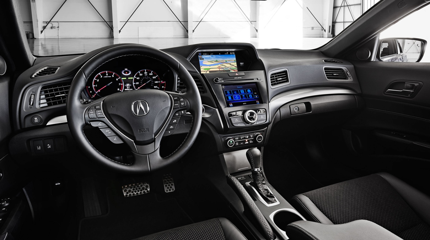 The Decked-Out 2017 ILX is Impressive!