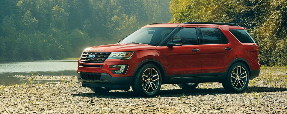 ford explorer owners manual 2017