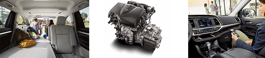 MPG Highlander Engine