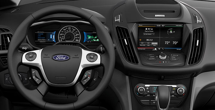 SYNC® with MyFord Touch®