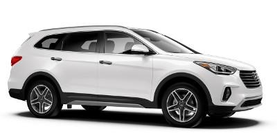 2017 Hyundai Santa Fe Springfield, IL