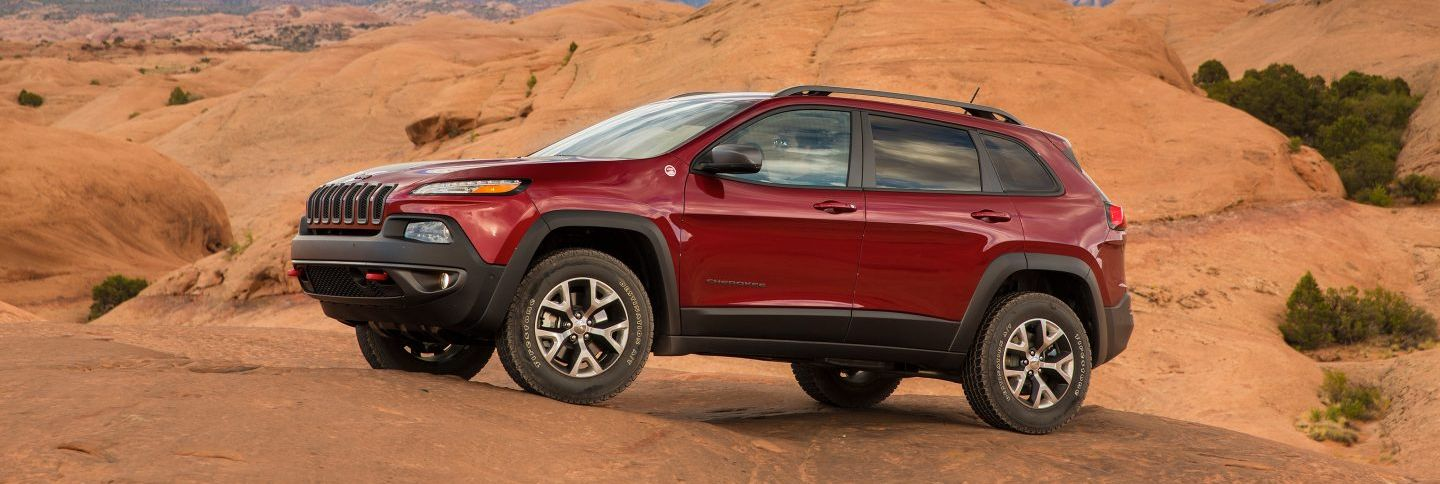 2017 Jeep Cherokee for Sale near Mustang, OK