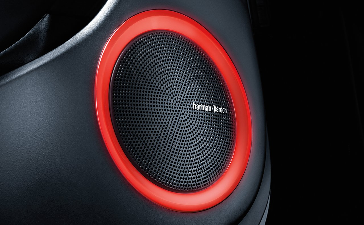 Available Speaker Lighting