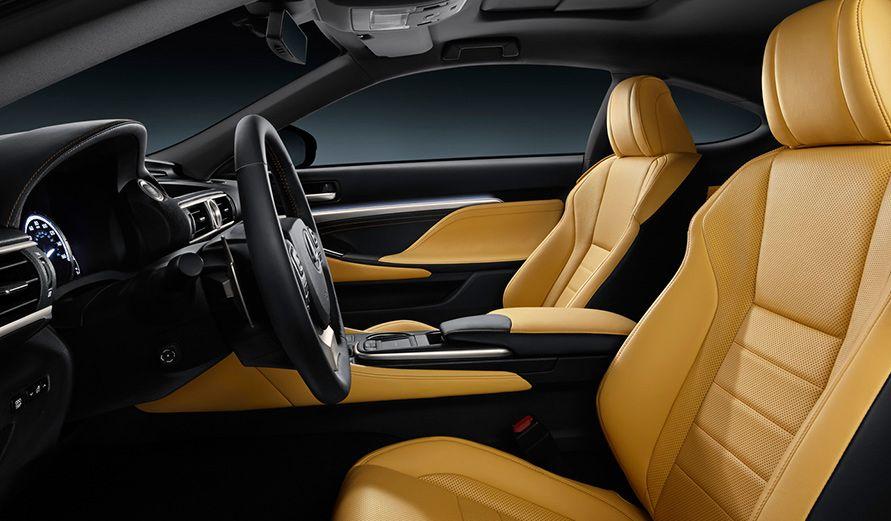 Lexus RC 300 Interior