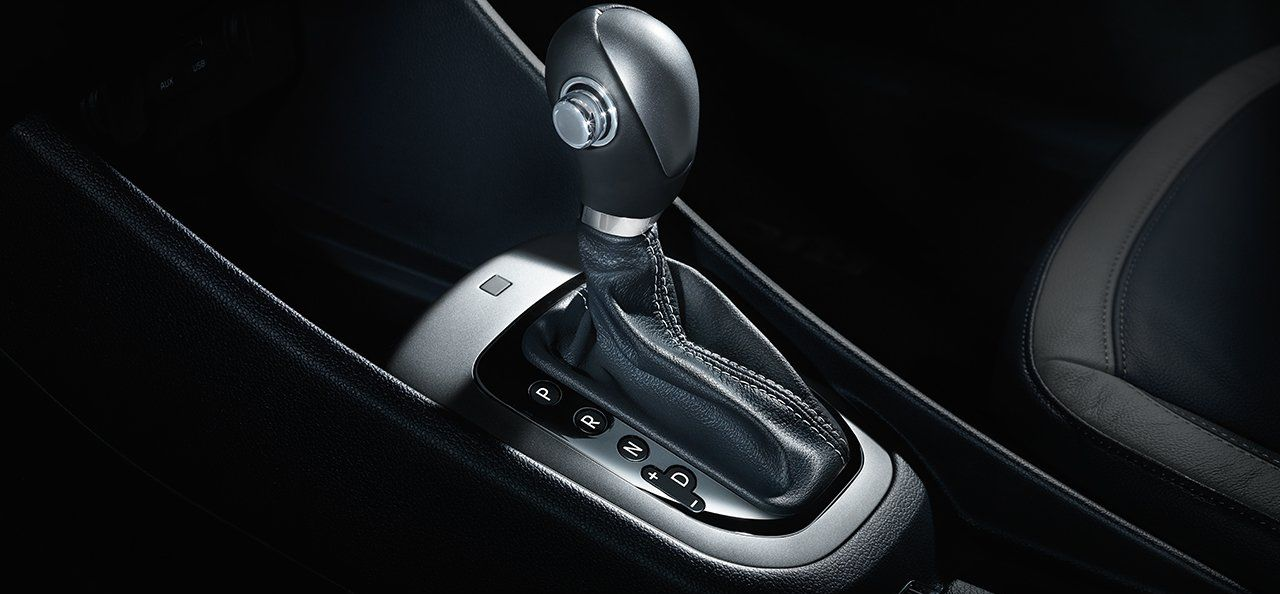 Six Speed Automatic Transmission With Sportmatic®