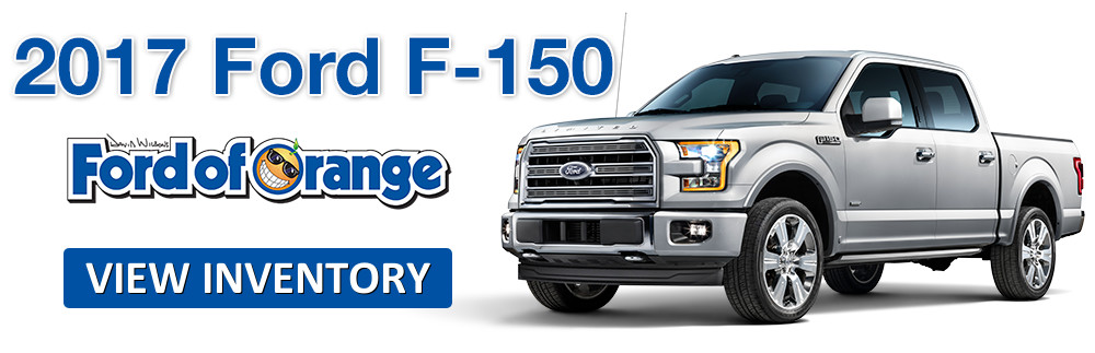 2017 Ford F-150 Inventory Orange County Buena Park