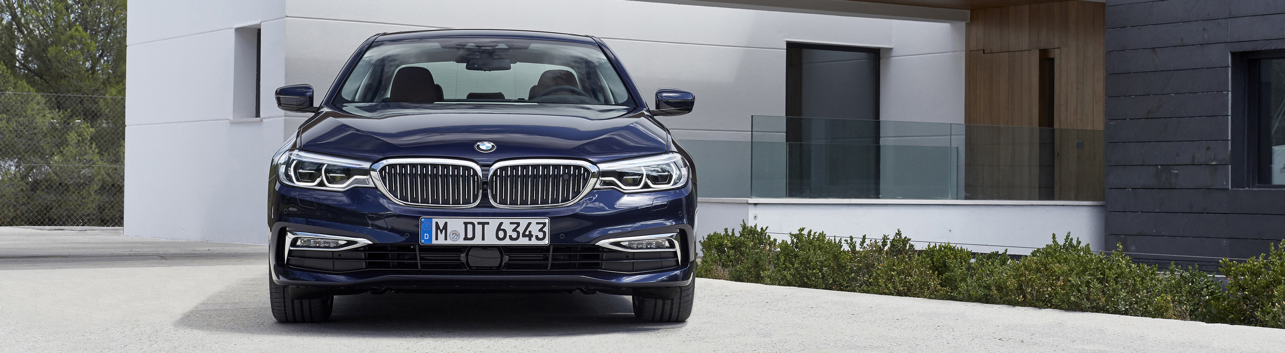 The All New 5 Series Braman Bmw West Palm Beach