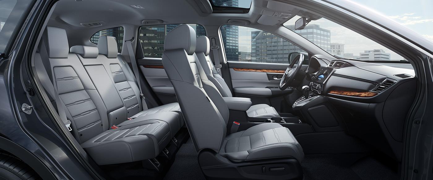 2017 CR-V Expansive Interior