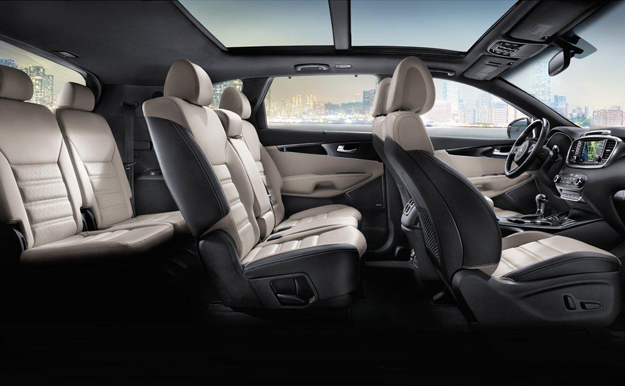 2017 Kia Sorento SX Limited V6 with Nappa Leather Seat Trim