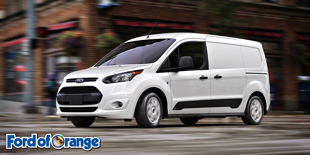2017 Ford Transit Connect Orange county