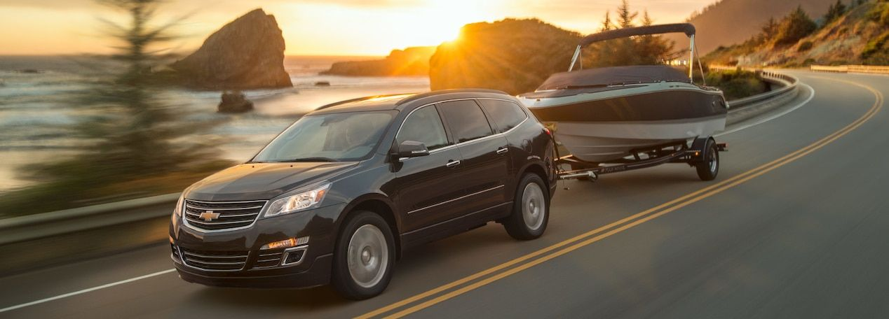 2017 Chevy Traverse for Sale near Raymore, MO
