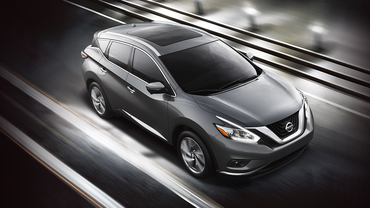 2017 Nissan Murano vs 2017 Ford Edge vs 2017 GMC Acadia