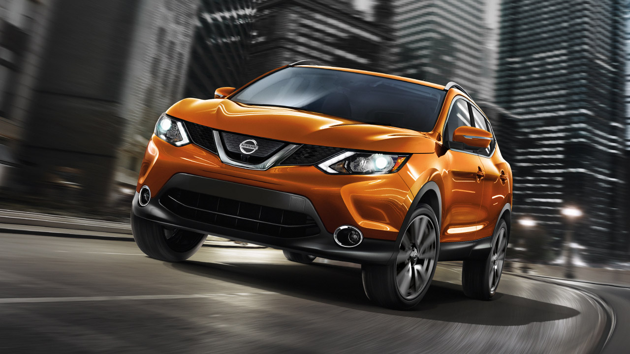 2017 Nissan Rogue Sport Preview in New Jersey