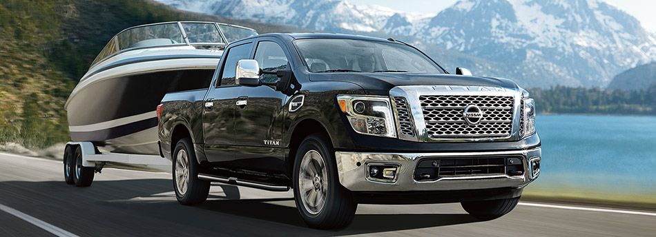 2017 Nissan Titan for Sale near Lodi, CA