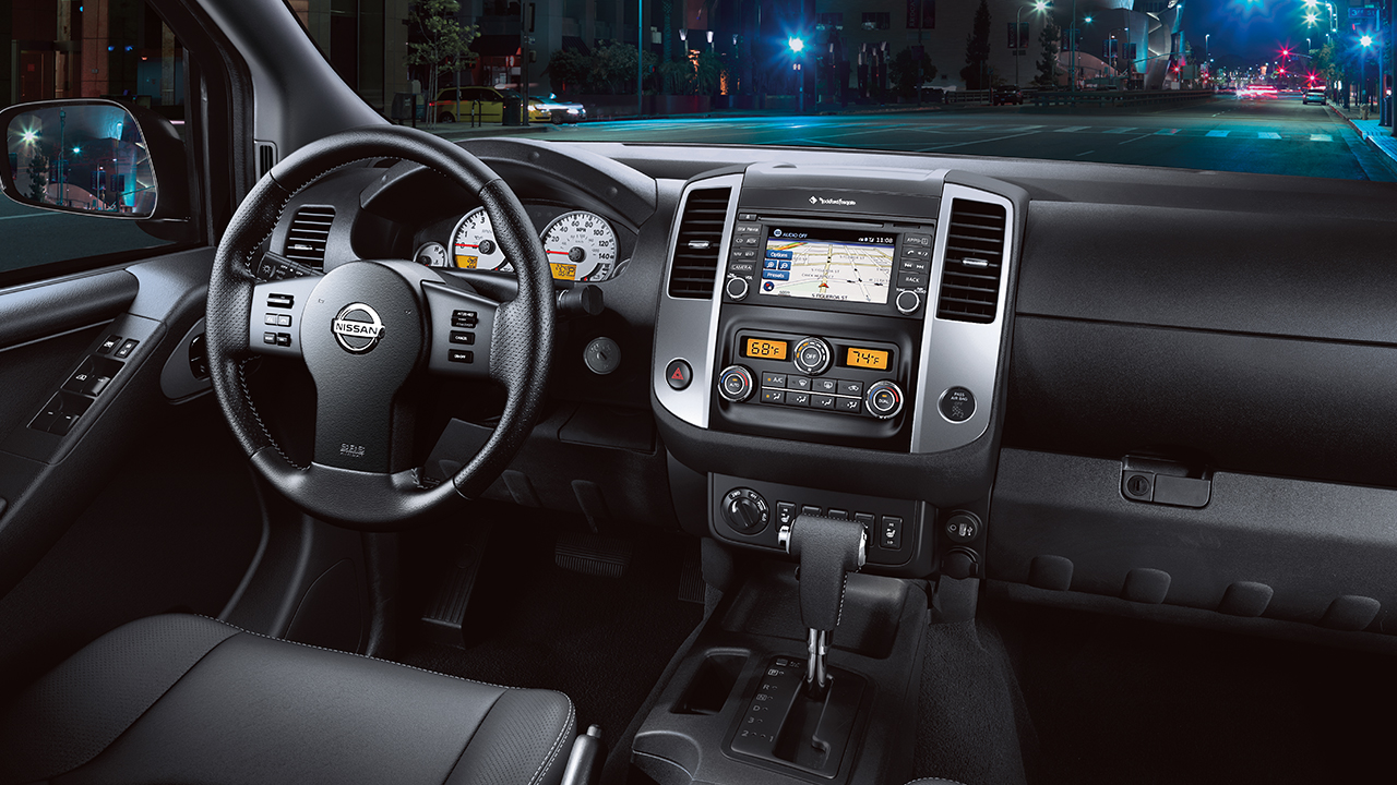2017 Nissan Tundra Center Console