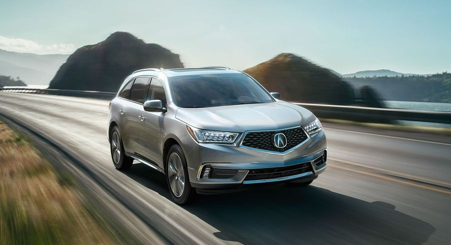 2017 Acura MDX Leasing in Roswell, GA