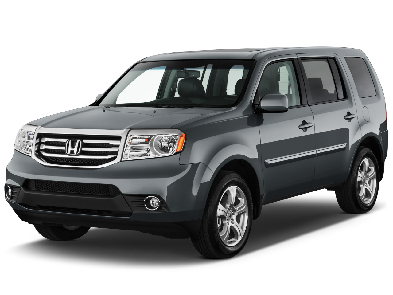 Used one owner 2014 honda pilot ex l near massillon oh for 2014 honda pilot gas mileage