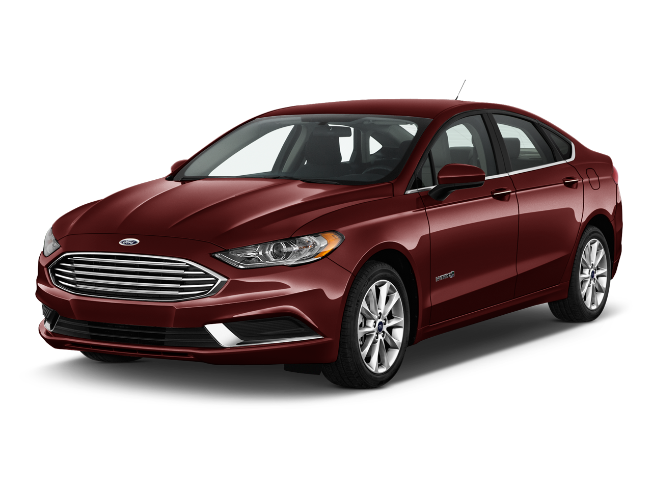 new 2017 ford fusion hybrid titanium near bloomington in bloomington ford lincoln. Black Bedroom Furniture Sets. Home Design Ideas