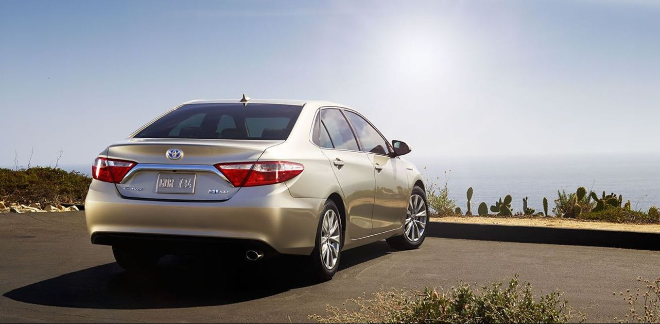 2017 Toyota Camry Financing near St. Louis, MO