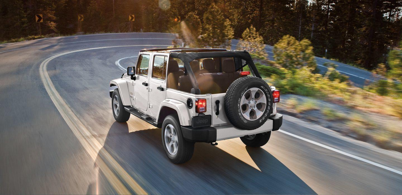 2017 Jeep Wrangler Unlimited Leasing near Mustang, OK