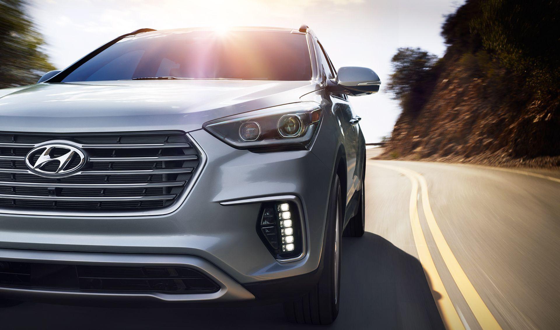 Certified Pre-owned Hyundai Santa Fe