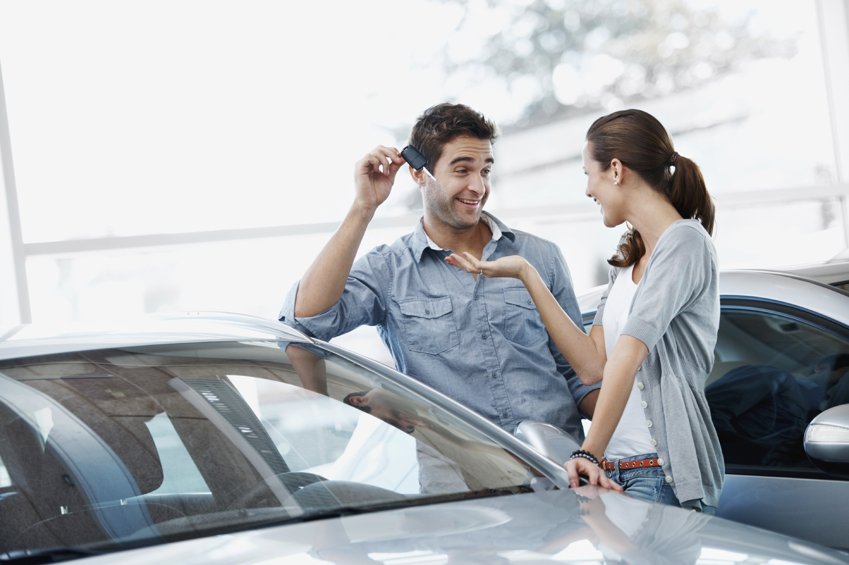 Leave With a New or New-To-You Vehicle Today!