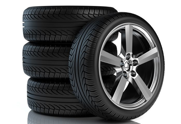 Stop Into Pohanka Chevy for New Tires!