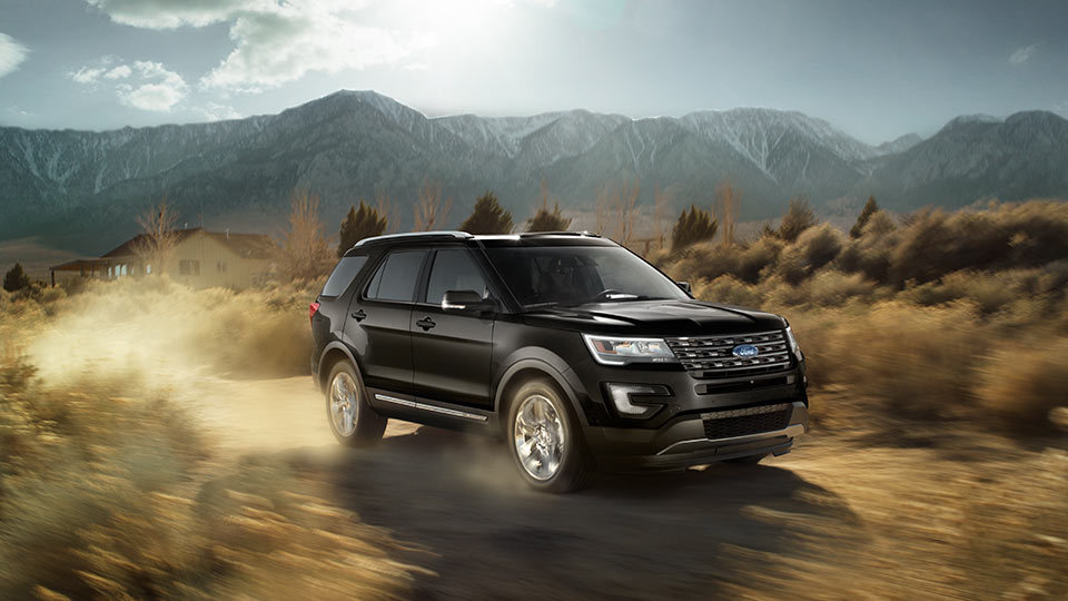 2017 Ford Explorer Ford of Orange County