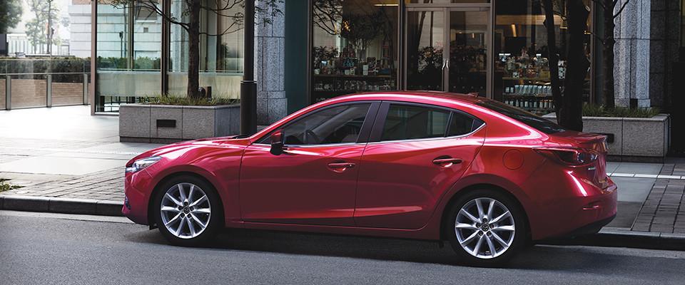 2017 Mazda3 Sport Sedan
